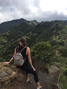 How not to climb stairway to heaven. Haiku stairs Hawaii, Hawaii on a budget, is… – cheap flights Hawaii Airlines, Hawaii Flights, Budget Holidays, Find Cheap Flights, Stairway To Heaven, Plan Your Trip, Stairways, Where To Go, Beautiful Beaches