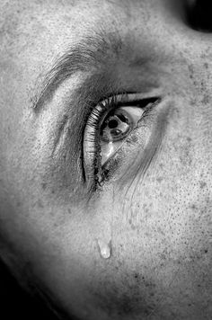 crying eye by starush, via Flickr