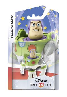 Disney Infinity 1.0 - Disney•Pixar Buzz Lightyear Figure (International Packaging)