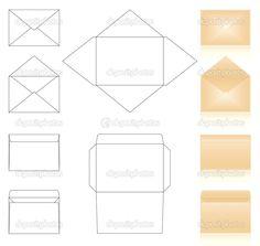 Como fazer um envelope!