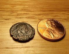 ANCIENT ROMAN COIN GOOD CONDITION FOR AGE NO RESERVE  #6  Price : $0.99  Ends on : 3 days Order Now