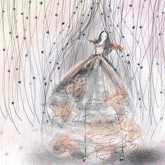 Vines & Blooms   _ . . . _ #art #illustration #sketch #drawing #artist…