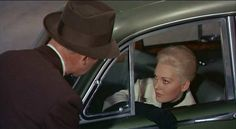 """Madeleine: """"Only one is a wanderer; two together are always going somewhere."""" in Vertigo"""