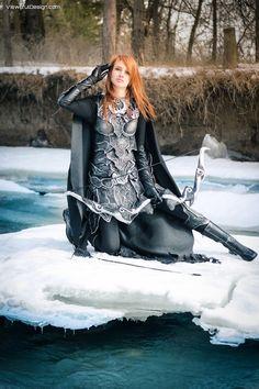 Skyrim cosplay #cosplay