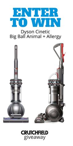 Ends 7-31 . http://swee.ps/uLdTpXtpl . I just entered to win a Dyson from @crutchfield, and you can too #gggentry