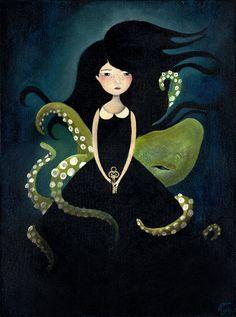 Octavia  Anne-Julie Aubry