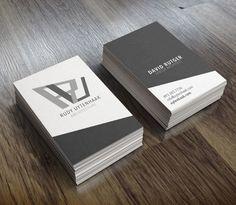 architecture bcard design