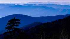 Tennessee Mountains | Great Smoky Mountains National Park Tennessee free wallpaper viewing ...