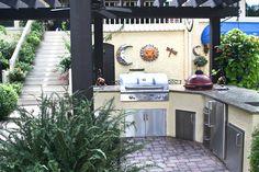 Kitchen Contractors, Pool Contractors, Outdoor Kitchen Design, Outdoor Kitchens, Atlanta, Patio, Outdoor Decor, Home Decor, Decoration Home