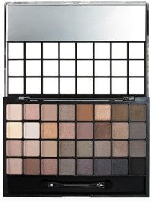 e.l.f. Studio Endless Eyes Pro Mini Eyeshadow Palette- Limited Edition (in Natural)  Actually good make-up and not expensive, I use it daily!