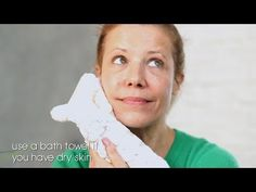Video: How To Properly Wash Your Face With Joanna Vargas- There is a different way for dry skin rather than oily.