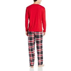 #Christmas Extra suggest Jockey Men's Flannel Sleep Pant with Solid Long Sleeve Jersey Henley Top Sleep Set, Red, Large for Christmas Gifts Idea Sale . When you create a tough report on everything you need to get this particular Christmas . Arranging what exactly you will obtain, deciding how much you will expend, in addition to working out the best ...