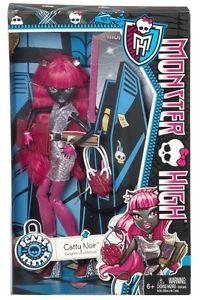 Monster High Scaremester Catty Noir Doll New | eBay