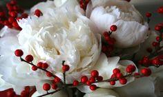 Wedding Flowers Saturdays: Winter Wedding Bouquets - My Inspired Wedding by WedAlert Network