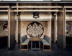 Kiyomi Cafe Restaurant, Restaurant Design, Noodle Restaurant, Interior Designers Sydney, Australian Restaurant, Bar Design Awards, Restaurants, Residential Architect, Vogue Living