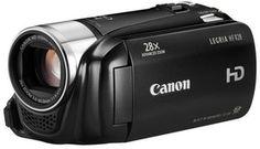 Canon Legria HF R28 Camcorder