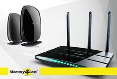 We offer quality computer products at discounted price.. Get great deals on #routers at #memory4less..
