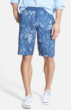 Ready for Spring.  O'Neill 'Trade Winds' Hybrid Shorts at Nordstrom.com. O'Neill's amphibious, hybrid-style shorts are cut from soft four-way stretch board short fabric and finished with a cool leaf print.