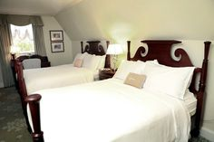 Chapel Hill Hotel Rooms | The Carolina Inn - Guestrooms I want to stay here