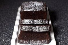 Everyday Chocolate Cake via Smitten Kitchen (--the only ingredient that you might not have in the house is buttermilk!)