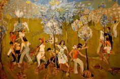 Planting Trees - Edi Hila