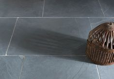Our slate floor tiles are an affordable choice for a natural stone floor. Slate flooring makes a rustic statement in bathrooms, kitchens or hallways.