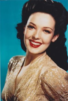 Linda Darnell...From Dallas TX....She went to school with my dad.