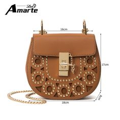 New Women Handbags 2017 Small Crossbody Bags for Women Luxury Brand Desinger Leather Crossbody Handbag Shoulder Bags Bolso Mujer