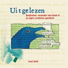 In september 2019 verschijnt het boek 'Uitgelezen' door Loes Vork.   De ondertitel luidt 'Boekselen: verander een boek in je eigen creatieve speeltuin'.  Wat is boekselen? Boekselen is het woord dat Loes zelf bedacht als verzamelterm voor allerlei creatieve technieken die je los kunt laten op en met de pagina's van een boek dat je niet meer wilt lezen. 'Ik geniet het meest van het combineren van woorden tot nieuwe zinnen of poëtische combinaties. Maar je kunt nog véél meer met uitgelezen…