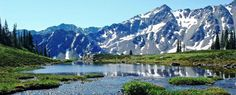 Esplanade Range of British Columbia  Golden Alpine Holidays