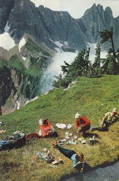 RELATOR; goal: days-long backpacking trips