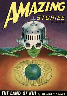 Sci Fi Amazing Stories Featuring The Land Of Kui