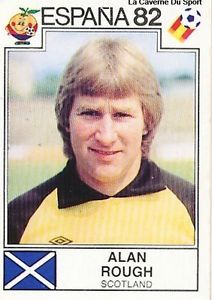Scotland World Cup Alan Rough Football Stickers, Football Cards, Football Soccer, Baseball Cards, Fifa World Cup, Vignettes, Scotland, Ireland, Sports