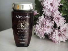 Kerastase Aura Botanica Bain Micellaire -shampoo  - 97% luonnonmukainen - ei sisällä sulfaatteja eikä silikonia - tehoaineena kookos- ja arganöljy - ekologinen kierrätysmuovipullo