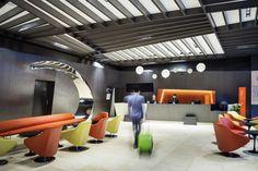 ibis Styles Ambassador Seoul Gangnam; lobby Unique & Stylish Lifestyle Hotel