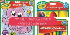 my first crayola review