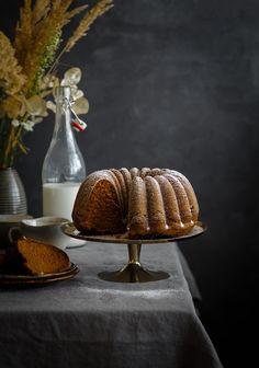 Dýňová bábovka   Máma peče doma Tea Time, Cheesecake, Baking, Sweet, Recipes, Food, Olympus, Digital Camera, Hokkaido