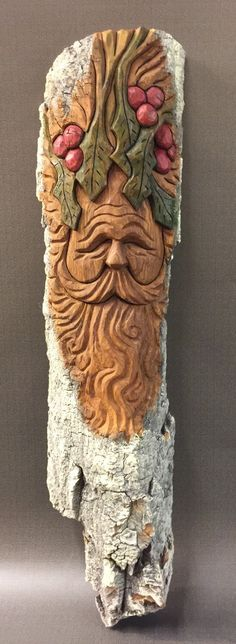 A personal favorite from my Etsy shop https://www.etsy.com/listing/287029137/hand-carved-original-christmas-wood