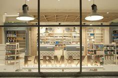Farmacia San Pelayo by SUBE, Zarautz – Spain » Retail Design Blog
