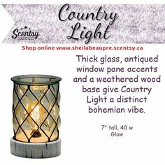 SCENTSY WARMER   LIFETIME WARRANTY  Your home is a picture of who you are. Make it unique with your perfect Scentsy Warmer. Modern, classic, nautical, rustic, feminine, vintage, artsy, athletic — our gorgeous warmer designs will help you express your style and fill your space with lasting fragrance.