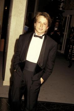 Michael J Fox is too BEAUTIFUL