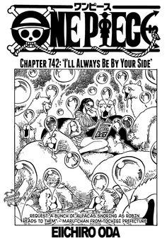 One Piece 742 - Manga Stream