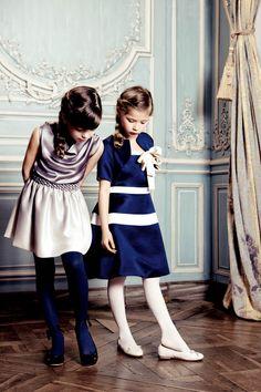 Baby Dior, hiver 2011-2012 | MilK - Le magazine de mode enfant