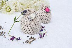 Ravelry: Lovely Lavender Crochet Sachets pattern by Jessica Reeves Potasz