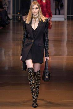 Versace Fall Winter 2014-2015 #FW14 #MFW