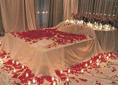 Decoración de cuartos para parejas
