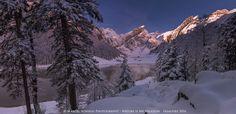 SnowyLandscape by Marcel Schiegg (Switzerland)