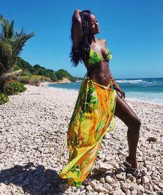 IT'S THAT SEASON Sira Kante, Harem Pants, Cover Up, Beach, Instagram, Dresses, Models, Gallery, Life