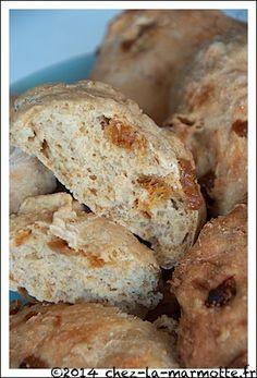 Petits pains aux figues sèches