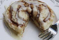 Best recipes CooKNoow.com © : Cinnamon Roll Pancakes